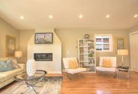 1 Tag Contemporary Living Room With High Ceiling, Carpet, Hardwood Floors
