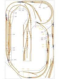 digitrax se8c vs ds64 to run tortoise machines model railroader the track diagrams below show block designations and switch numbers ls stands for loconet sensor in jmri the colors are designated for different block