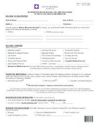 Medical Record Release Letter School Records Release Form Template Patient Discharge Elegant