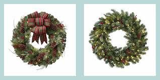 Ballard Designs Christmas Wreaths 35 Best Christmas Wreaths Stylish Christmas Wreath Ideas