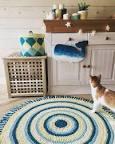 Рукоделие для дома своими руками коврики для дома 56