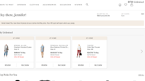 Stitch Fix Rent The Runway I Tried 5 Clothing Services In