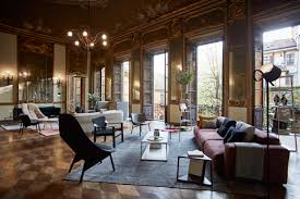 Hay Milan Design Week 2019 Hay Sonos And Wework Create Installation At Milanese Palazzo