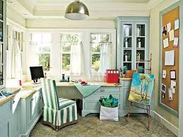 cottage office. Home Office , Atmospheric Cottage Style : With Beige Walls T