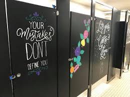 school bathroom. School Bathroom L