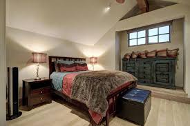 a bed or beds in a room at luxury breckenridge vacation home