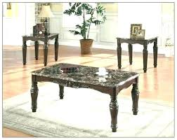 wayfair coffee table set wicker patio dining set clearance medium size of round coffee table sets