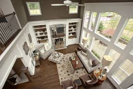 charming two story great room house plans 1 neoteric ideas 8