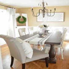 american interior pattern in country white counter height dining concept for white and dark wood dining