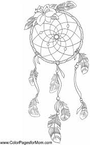 Small Picture 134 best DreamCatcher Coloring Pages for Adults images on