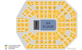 Mgm Grand Garden Arena Phish Seating Chart 1 4 Phish Tickets 10 31 18 Sec 214 Mgm Grand Garden Arena