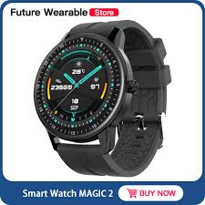 "<b>KOSPET MAGIC 2</b> Smart Watch 200mAh Waterproof 1.3"" Full Round ..."