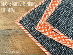 Quilt Binding on the Bias & I LOVE striped quilt binding cut on the bias! In fact, this is always my  first choice when making quilt binding!! I recently received a question  from a ... Adamdwight.com