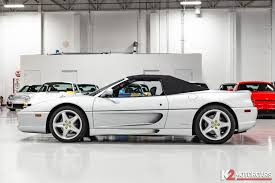 The vehicle boasts a fastidious service history, low mileage and has been enjoyed by just two owners from new. Used 1998 Ferrari F355 Spider For Sale Sold K2 Motorcars Stock 00054