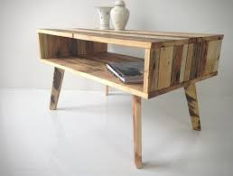 modern pallet furniture. Creative And Easy Pallet Furniture Plans : Ideas Modern Look Side Table