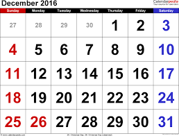December Calendar Excel Category Calendar 23 Stln Me