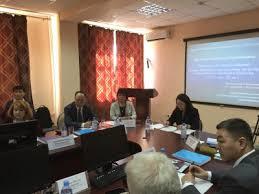 Выступление на защите диссертации Марта Отепова  Отепова Г Е 17 марта 2017 года выступила в качестве официального рецензента на защите диссертации Ш Кунанбаевой на тему материалы музейных собраний как