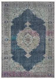 oriental weavers sofia 85817 blue grey area rug