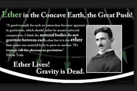 Nikola Tesla Quotes Impressive Nikola Tesla Quote Ether Not Gravity Free Download Borrow And