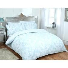 royal blue duvet
