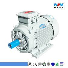 Iec Standard Ie2 Ie3 High Efficiency Ac Electric Motor Specially For Air Conditioner