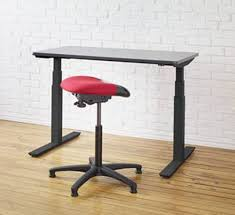 standing desk stool. Brilliant Standing Ergonomic Sit Stand Desk Stool By ErgoCentric Throughout Standing N