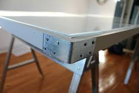 sawhorse table legs metal legs for coffee table best of sawhorse table legs plans hi res