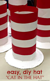make a fun and easy diy cat in the hat hat paper plates