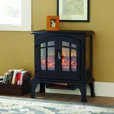 best faux woodstove hampton bay legion panoramic infrared electric stove