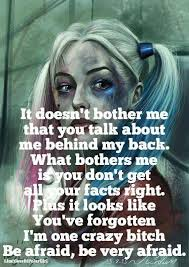 Harley Quinn Quotes Mesmerizing Harley Quinn Quotes Awesome Pin By Meagan Rider On Quotes Pinterest