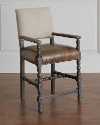 furniture caa leather counter stool