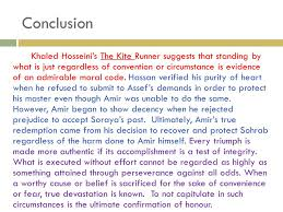 literary essay english language arts tips for literary essays conclusion khaled hosseini s the kite runner suggests that standing by what is just regardless of convention