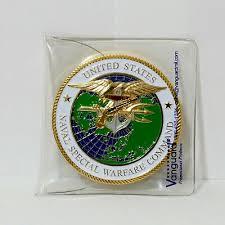 Naval Special Warfare Command Warcom Military Challenge