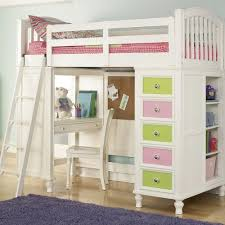 Adorable Twin Loft Bed With Storage Twin Loft Bed With Desk And Storage  Wooden Global