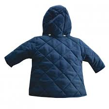 Emile et Rose Baby Boys Hooded Quilted Navy Jacket (Dane) | Emile ... & Emile et Rose Baby Boys Hooded Quilted Navy Jacket ... Adamdwight.com
