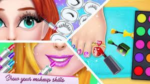 fashion model makeup salon s makeover game