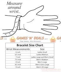 Bracelet Size Chart Men Brac010 Heavy Mens Wear Gold Plated Imitation Bracelet