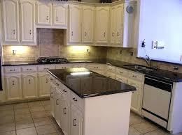 granite kitchen uba tuba countertops countertop backsplash ideas t
