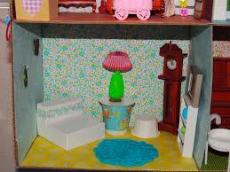 Shoebox Bedroom Abbys Shoebox Dollhouse Truly Skrumptious