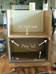 Under Cabinet Microwave Mounting Kit Full Image For  Hanging Dimensions T89