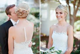 the great wedding hair debate should you wear your hair up or down Wedding Hairstyles Up Or Down cafe pinot wedding, downtown los angeles wedding, downtown la wedding, the biltmore hotel wedding hair up or down