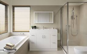 harmony bathroom inspiration package at bunnings warehouse find estilo allana gloss white freestanding vanity cabinet only at bunnings warehouse