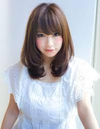 ナチュラル可愛いセミロングyr 207 ヘアカタログ髪型ヘア