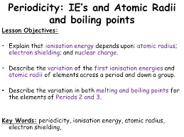 The Periodic Table Lesson Objectives: - ppt video online download