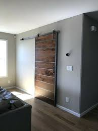 furniture custom contemporary sliding door with brushed steel inside barn doors plans 2 narrow gl exles rustic sliding barn door