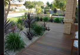 Small Picture Landscaping Ideas Front Yard Melbourne Best Garden Reference