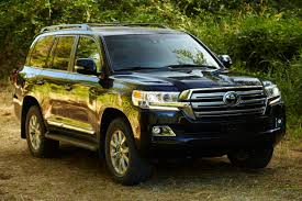 5 Things We Want in the New Toyota Land Cruiser | News | Cars.com
