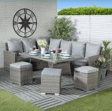 8 best rattan garden furniture deal