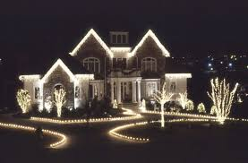 White Outside Lights Outdoor Christmas Lights Decorations Ideas 26 White