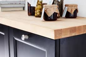 Wood laminate kitchen countertops Bamboo Kitchen Birch Countertop Ikea Kitchen Countertops Kitchens Ikea